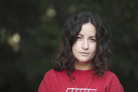 Porträtt Niki Lindroth von Bahr, 2019