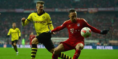 Får Bayern pokalen i tyske cupen?
