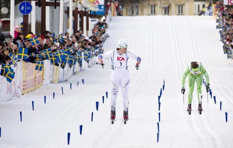 Susanne Nyström vinner Tjejvasan 2013