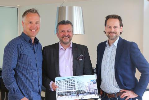 Scandic overtar Hotel Norge – skal pusses opp for en kvart milliard