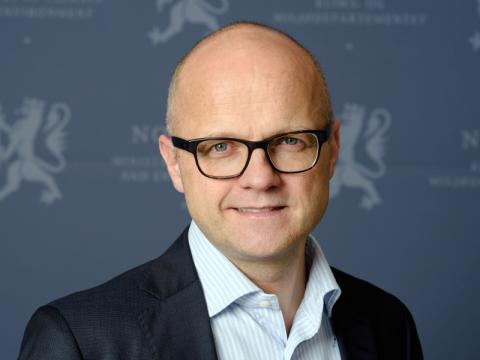 Vidar Helgesen, Minister of Climate and Environment to Norway will speak at Arctic Frontiers Business 2017