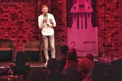 Loui Blake joins Exp101 in Manchester