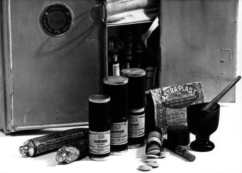 Produktsortiment tidigt 1900-tal