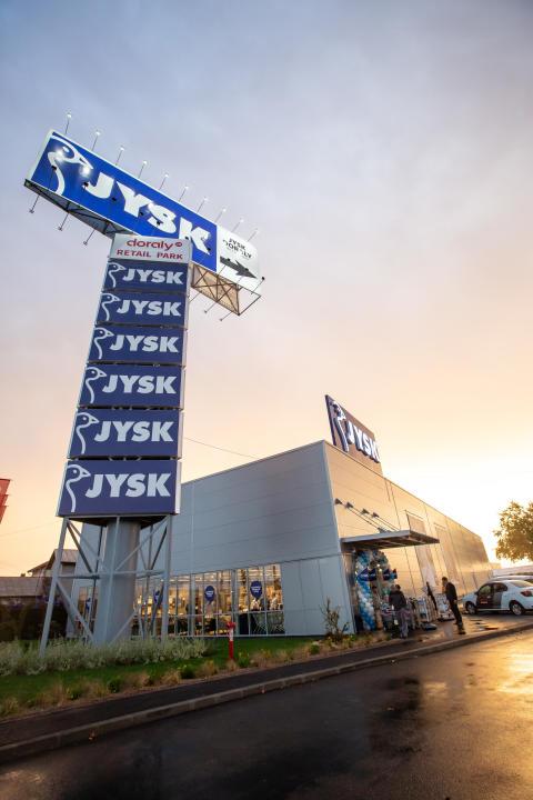 Magazinul JYSK Doraly Afumați