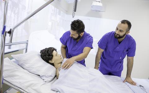 Kan komplex simuleringsträning öka patientsäkerheten?