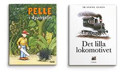 18,4 miljoner barn- och bilderböcker i Bok Happy Meal