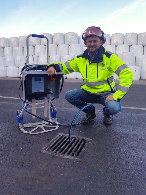 Lidköping Energi beviljas bidrag för rening av dagvatten