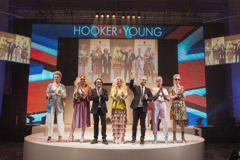Schwarzkopf Professionals European Essential Looks show i London