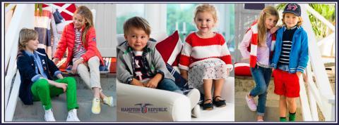 KappAhls Hampton Republic 27 - Preppylook för hela familjen!