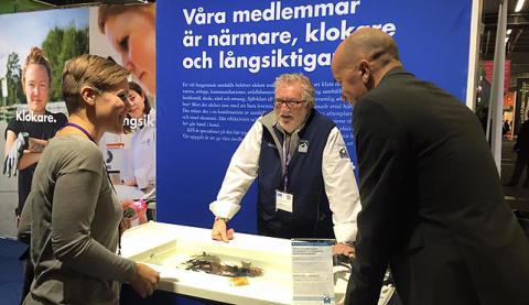 Träffa KFS på Vattenstämman i Göteborg 10-11 maj