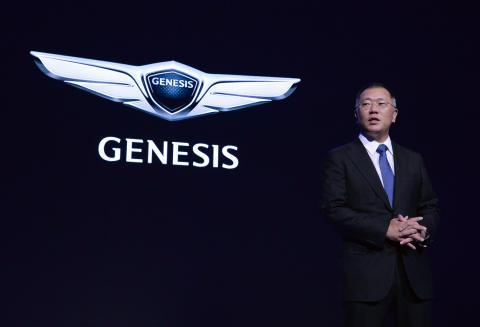 Hyundai lanserer luksusmerket Genesis