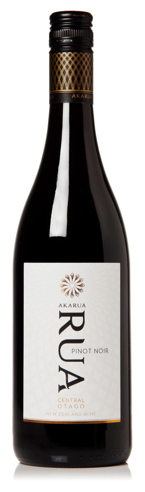 RUA Pinot Noir - guldvinnar-vin från Nya Zeeland
