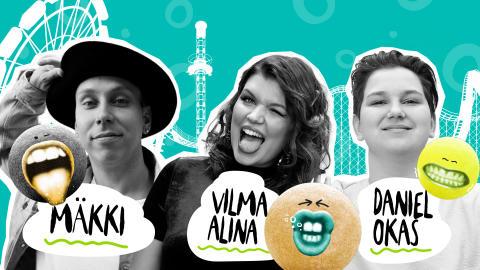 Cloetta tekee ensimmäisenä yrityksenä Suomessa oman Snapchat-linssin