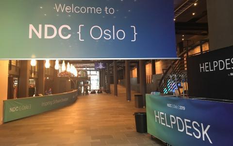 Erfarenheter NDC Oslo 2019