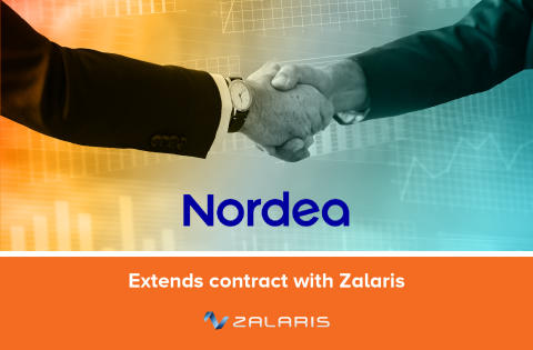 Zalaris extends with Nordea for another 5 years