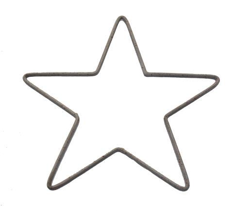 Stomme till dörrkrans stjärna