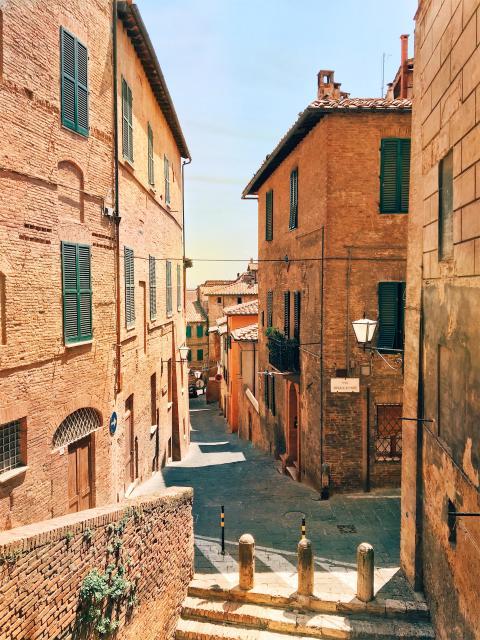 Die Toskana – zwischen sanften Hügeln und historischen Städten