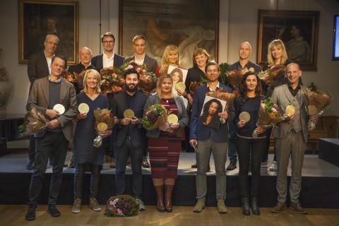 De kan vinna Stora Journalistpriset 2016