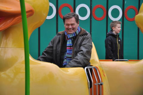 Ulf Pilgaard åbner Bakken 2015