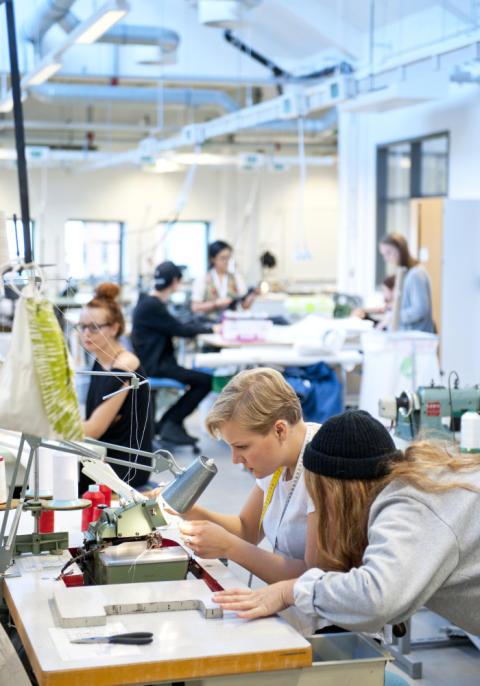 Framtidens konfektionsfabrik ska ta tillvara på migrationens möjligheter
