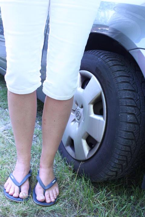 Danske bilister kører på forkerte dæk