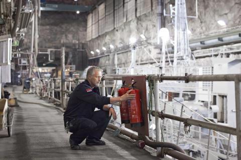 Securitas ansvarar för brandtjänster för Region Värmland