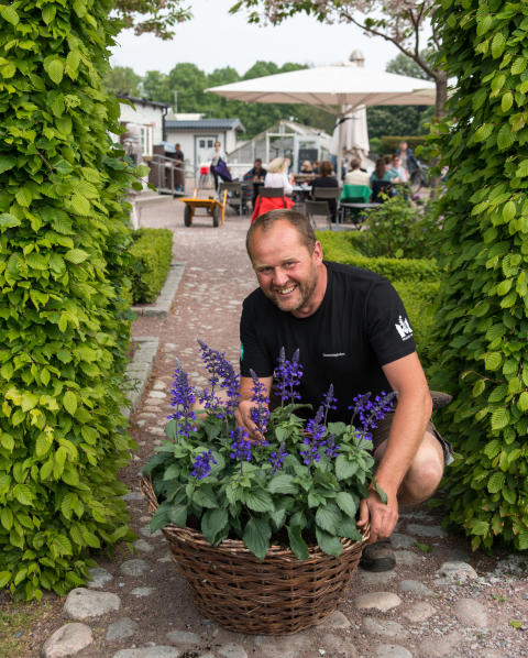 Full fart på Malmö Garden Show!