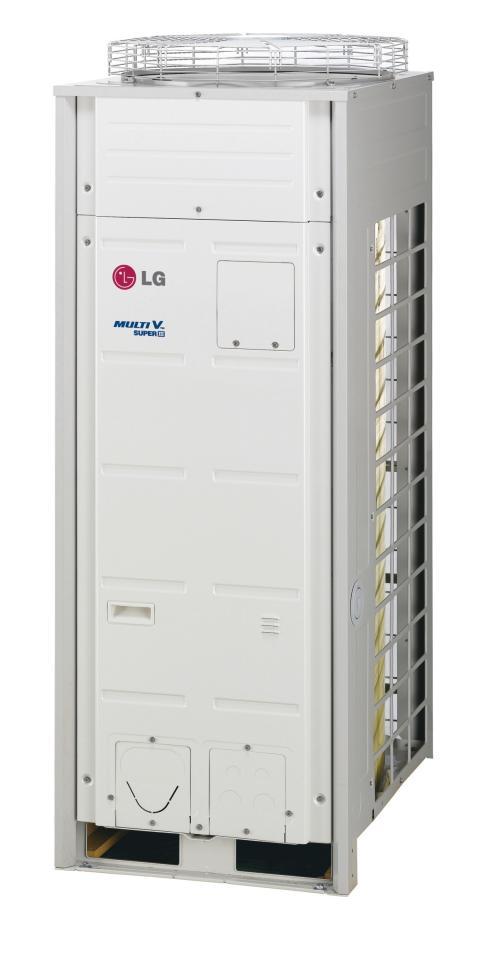 LG esittelee energiatehokkaan kiinteistöille suunnatun VRF-järjestelmän