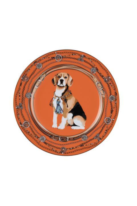 R_Zodiac_2018_Year_of_the_dog_Wall_plate_18_cm