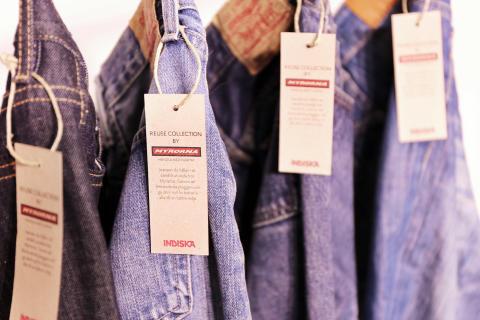 INDISKA och Myrorna i jeanssamarbete