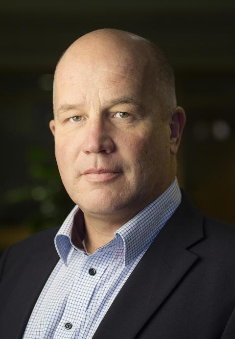 Krister Adolfsson, biträdande generalsekreterare och administrativ chef