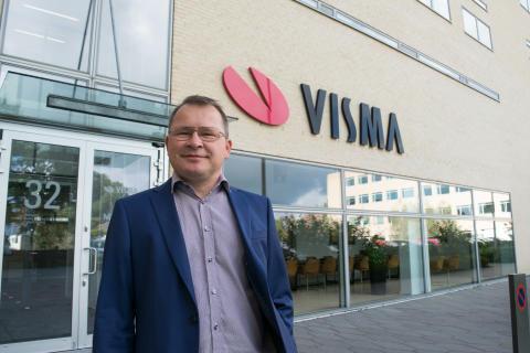 Vækst i Visma baner vej for ny direktør