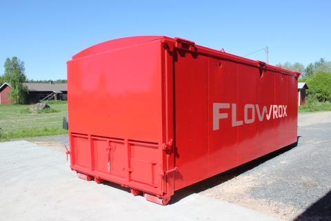 Flowrox introduces Flowrox GeoBag™: All-in-one Geotextile Filtration and Dewatering Unit