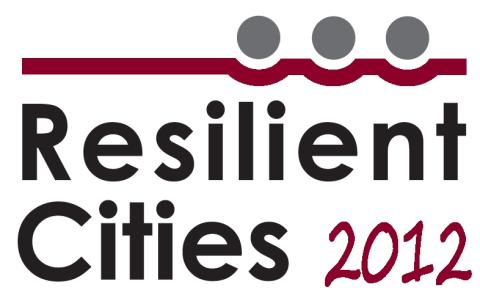 Plantagon is endorsing partner of Resilient Cities 2012, 3rd Global Forum on Urban Resilience and Adaptation