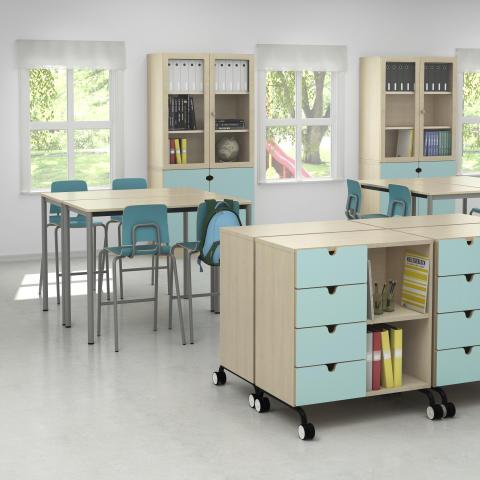 EFG Classroom, ny möbelserie för skolan