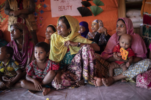 Nye DANIDA-bevillinger til verdens største humanitære kriser