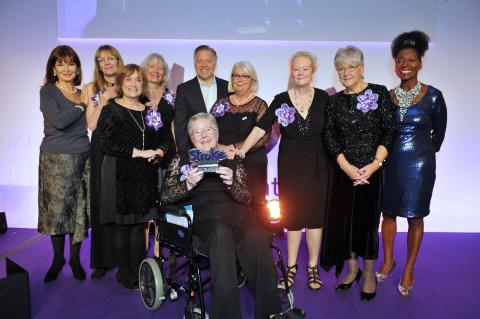 ​North West stroke choir wins national Stroke Group Award