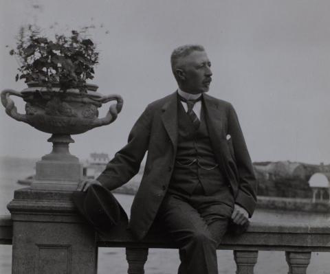 Prins Eugen och England