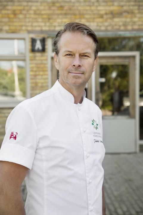 Krögaren Fredrik Eriksson sätter Solna på kartan genom stor restaurangsatsning