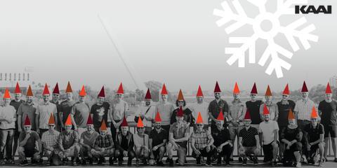 KAAI ønsker alle en rigtig glædelig jul og et godt nytår