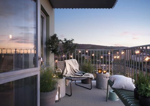 Änggårdsblicken balkong
