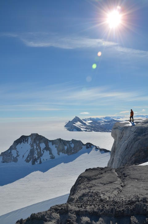 Antarctica's past shows region's vulnerability to climate change