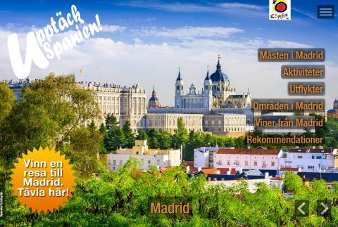 Allt om Madrid i vårt nya nummer av Upptäck Spanien!
