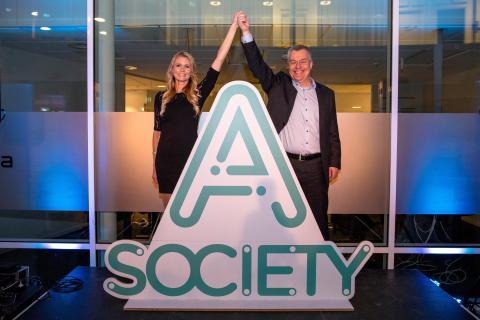 Fusion mellan A Society AB och A Society Consulting AB