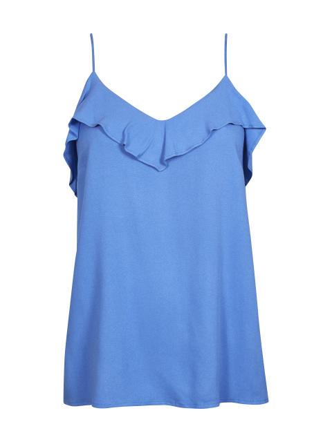 Celia top_blue