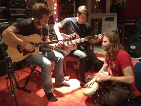 Bandit Unplugged på Lisebergs Taubescen