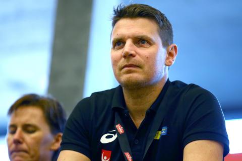 KLART: Andreas Lundmark fortsätter som förbundskapten