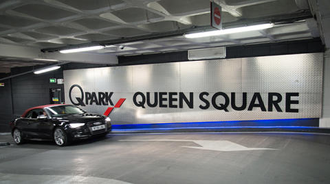 Q-Park Queens Square - Press release