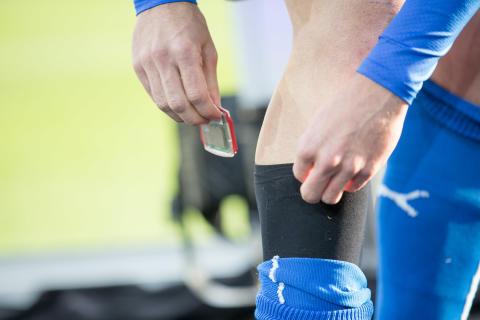Saksan joukkue käyttää huipputeknologiaa jalkapallon MM-kisoissa