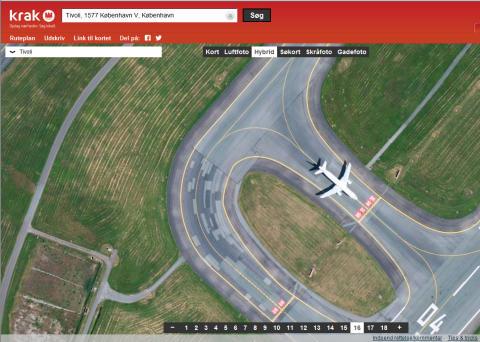 Nye fotos af Sommerdanmark set fra luften